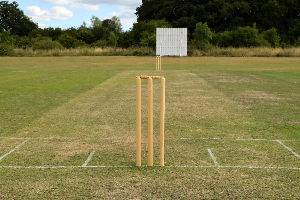 Cricket Rules Law 17 Practice On The Field