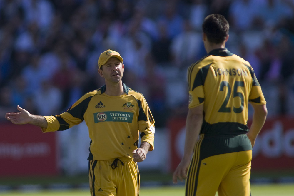 ricky ponting facebook
